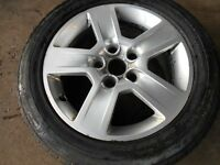 AUDI A4 B6 SPARE ALLOY WHEEL
