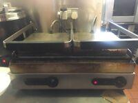 Hot Plate / Toastie Machine - USED