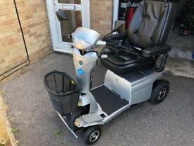Quingo Toura Mobility Scooter Road 8mph Class 3 Excellent Condition