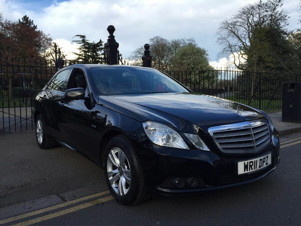 2011 mercedes benz e class e220 cdi diesel automatic full for Mercedes benz e320 service e