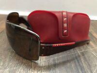 Mens sunglasses: Prada(£45), Stussy(£10), Diesel(£15)