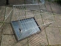Large Savic Dog Cage