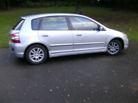 Honda, CIVIC, Hatchback, 2005, Manual, 1590 (cc), 5 door low miles for year reluctant sale