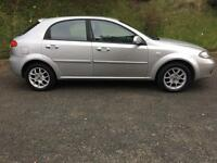 Chevrolet Lacetti 1.6 1 owner from new full service history like Astra focus