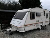 Elddis Wisp 5 berth caravan