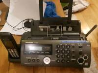 Panasonic KX-FC265 fax phone