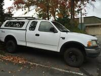 1999 Ford F-150 4 x 4