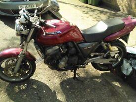 honda cb 400 super four sf nc 31 1992