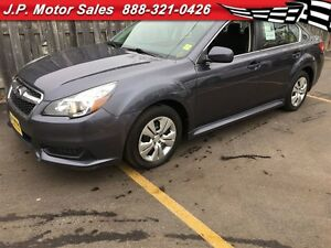 2014 Subaru Legacy 2.5i, Automatic, Heated Seats, AWD