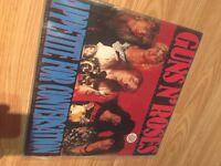 Guns n Roses appetite for conversation Vinyl