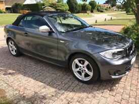 BMW 120d EXCLUSIVE Convertible 2012