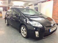 Toyota Prius 1.8 VVT-i Hybrid T Spirit.. Service History.. UK Car ...
