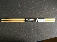 Vic Firth American Classic 5a Drumsticks Brand New