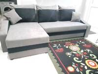Stunning Corner Sofa Bed. Brand New. Was £750 now only £320. *Delivery available*