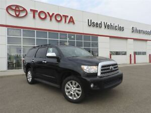 2011 Toyota Sequoia $129.12 WEEKLY O.A.C. PLATIMUN WE DELIVER