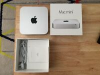 Late 2015 Mac Mini in Mint Condition (2.6 GHz Dual Core,16GB RAM, 1TB Fusion Drive)