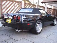 C4 Corvette Convertible Auto low mileage