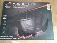 Asus ROG Rapture GT-AC5300 Wireless Tri-Band GB Gaming Router Perfect Condition