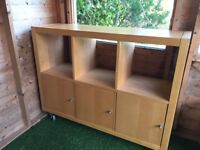Storage unit in good condition on wheels original from M&S