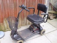mobility scooter for spares or repair