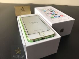 iPhone 5 16GB Lime Green Limited Edition New Unlocked