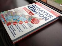 Nicholson's Greater London Road Atlas (Street Finder) (Hardback) (480 Pages)(RRP 24.99£)
