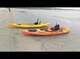 Ocean Kayak Big Game Fishing Kayak