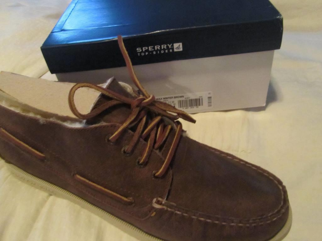 sperry top sider a o winter chukka