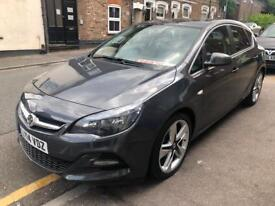 Vauxhall Astra 1.4turbo limited edition