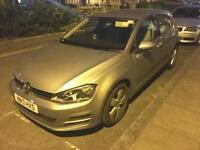 VW Golf 1.6 DSG bluemotion 2013