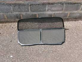 Audi wind deflector for A4 fits 2008 onwards