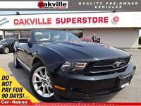 2010 Ford Mustang V6   LEATHER   HEATED SEATS   LOW KMS  