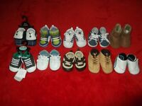 BABY SHOES from £2 - £5
