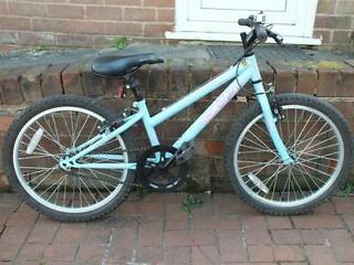 Apollo girls mountain bike, can deliver