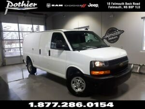 2018 Chevrolet Express 2500 Work Van | 3 DOOR ACCESS | TRAILER T