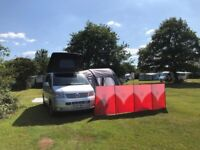 "Volkswagen, TRANSPORTER, 4 Berth ""Mayfair"" T5 Camper. 2005, Manual, 2460 (cc)"