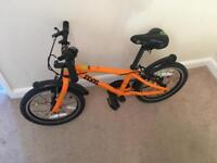 Frog bike - orange size 48 in excellent condition