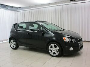 2016 Chevrolet Sonic DEAL! DEAL! DEAL! LT TURBO 5DR HATCH w/ BLU
