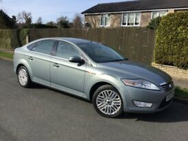 Ford Mondeo 2.0 TDCi 140 Ghia hatch with FSH & FULL MOT !
