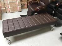 BENCH SEAT, SALON WAITING ROOM BENCH,CASH ON COLLECTION ONLY new new uk uk new uk uk