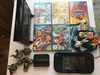 Wii U Mario Kart 8 premium pack 32G HD in EXELLENT CONDITION plus 5 Games 170£