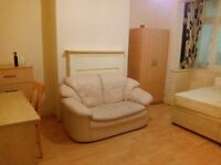 £125pw &£135pw 2xDouble rooms in West Green road available now
