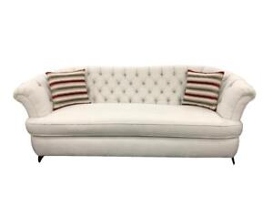 Furniture Store Floor Model Sofa and Loveseat on Clearance (SF07)