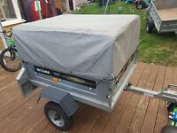 Daxara trailer 107 with high top