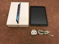 Apple iPad Air 16GB Wi-Fi - 4G Space Grey