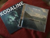 Kodaline CDs (2) In a Perfect World & Coming Up for Air
