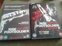 Rise of The Footsoldier DVD Collection for sale.