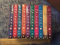 Friends DVDs - Seasons 1-10