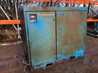 Compair Hydrovanve Compressor HV37RS variable speed 37kw 3 Phase