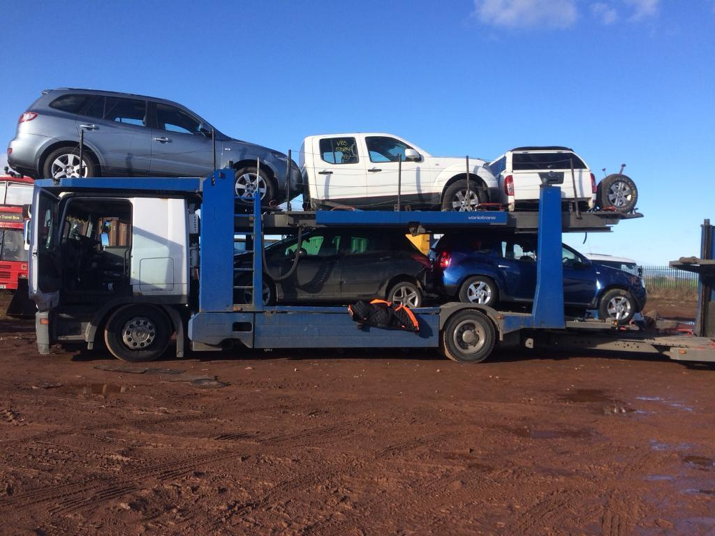 Scrap car and small van uplift Any condition Non runners Unwanted ...